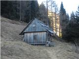 Goli vrh  1787 mnmna Jenkovi planini