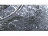 Koseški bajerDebelina ledu
