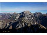 Monte PisimoniV tej smeri poteka nadaljevanje poti proti Monte Crostisu