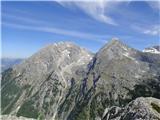 Kalški grebenKočna in Grintovec