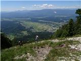 Kriška gorako se odpre razgled