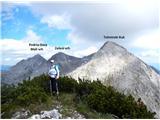 Koča pri Savici - podrta_gora