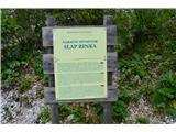 Slovenski slapovi vodotokov Pa smo pri njem.