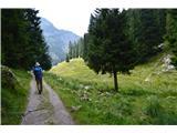 Slovenske planine v vseh letnih časihTu je že planina Duplje -vsekakor.