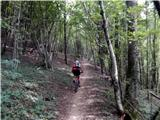 Breginjski kot & Nadižakolesarska in peš pot ob levem bregu Nadiže