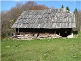 Slovenske planine v vseh letnih časihNekaj starega sem pa le odkril.