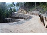 Slovenske planine v vseh letnih časihPrečimo popolnoma novo cesto, ki pelje na planino.
