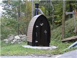 Trupejevo poldne - VošcaMedijsko znani WC