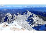 Na Triglav?Kot da imajo Cmir, Begunjski vrh, obe Vrbanovi špici, Rjavina in Rž manjše zborovanje.