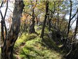 Kamnik ( 861m )Moj najlepši greben!!!