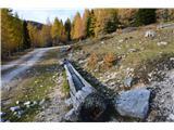Slovenske planine v vseh letnih časihKorito je odslužilo.