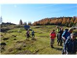 Slovenske planine v vseh letnih časihImamo se fajn.
