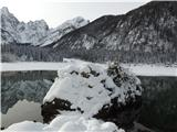 Čudovita naravaZgornje Belopeško jezero