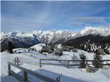 Velika planinaJim zavidam takšen razgled.