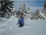 Slivnica - 1114 mpa smo šli na sneg