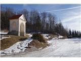 Dom na Paškem Kozjaku - ostrica