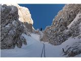 Grape, slapovi, zimski alpinistični vzponi...tris abzajlov...