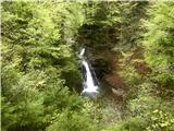 Davški slapovi