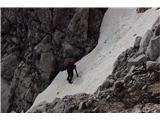 Grape, slapovi, zimski alpinistični vzponi...edini miks v grabnu...
