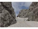 Grape, slapovi, zimski alpinistični vzponi...pa spet hoja...