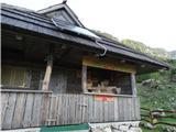 Kalški grebenMožnost odžejanja na planini Koren