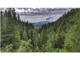 Debela peč, Brda, Lipanski vrh, Mrežce