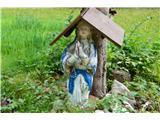 Znamenja (križi in kapelice) na planinskih potehNekaj novega v dolini Voje.