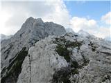 Krnička gora iz Matkove KrniceVrh Krničke gore.