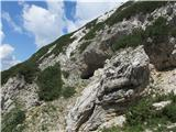 Krnička gora iz Matkove KrniceMimo votline...