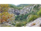 Dolina reke Glinščice - Val Rosandra