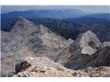 Na Triglav od domaTako prazen greben le malokdaj vidiš, vremenska napoved je bila očitno dovolj grozeča. Mi pa smo začuda še kar uživali sonce :)