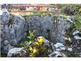 Razgledišče pod Srnjakom nad Logatcem-919mTu je bila za časa Rapalske meje vojaška opazovalnica .