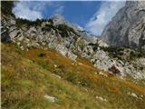 Turska gora čez Kotliški graben in ŽmavčarjiČarobne barve jeseni vsepovsod.
