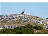 Dleskovec 1965 mna poti čez Dolge trate se prikaže neznani vrh