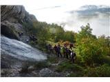 Stene Sočerge -Kraški rob,spodmoli,naravni most, Lačna, Hrastovlje