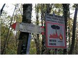 Alta via CAI Gemona (greben Lanež - Veliki Karman)Najprej smo se morali povzpeti na sedlo Dolina. Tam se šele začne grebensko prečenje