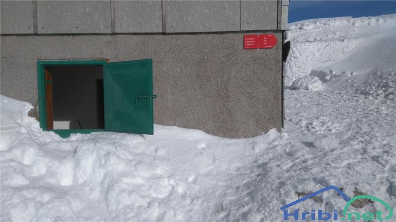 Vhod v zimsko sobo