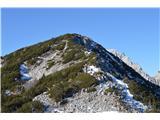Debela peč, Brda, Lipanski vrh, MrežceNazaj grede pa še na Brda.