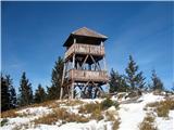 Komenstolp na Velikem Travniku