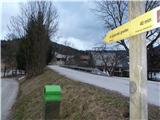 Bohinjska Bistrica (železniška postaja) - slap_grmecica