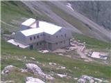 Kamniško sedlo - Dom -  2010