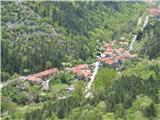 Boljunec / Bagnoli della Rosandra - dolina_reke_glinscice___val_rosandra