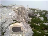 Planina Pecol - strma_pec___monte_cimone