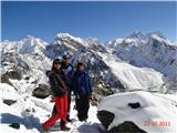 Gokyo peak 5360m...Nepal, oktober 2011