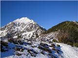 Storžič in Bašeljski vrh