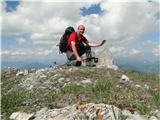 Tolsta Košuta zahodni vrh 2023m 01.06.11