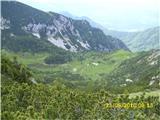 Kalški grebenplanina Koren