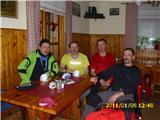 Boč - Donačka goraokrepčilo v Rudijevem domu