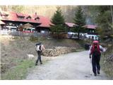 Schneebergzačetek poti