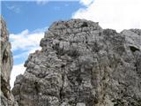 Mrzla goraTole je le ena od sten, ki jih je treba splezati